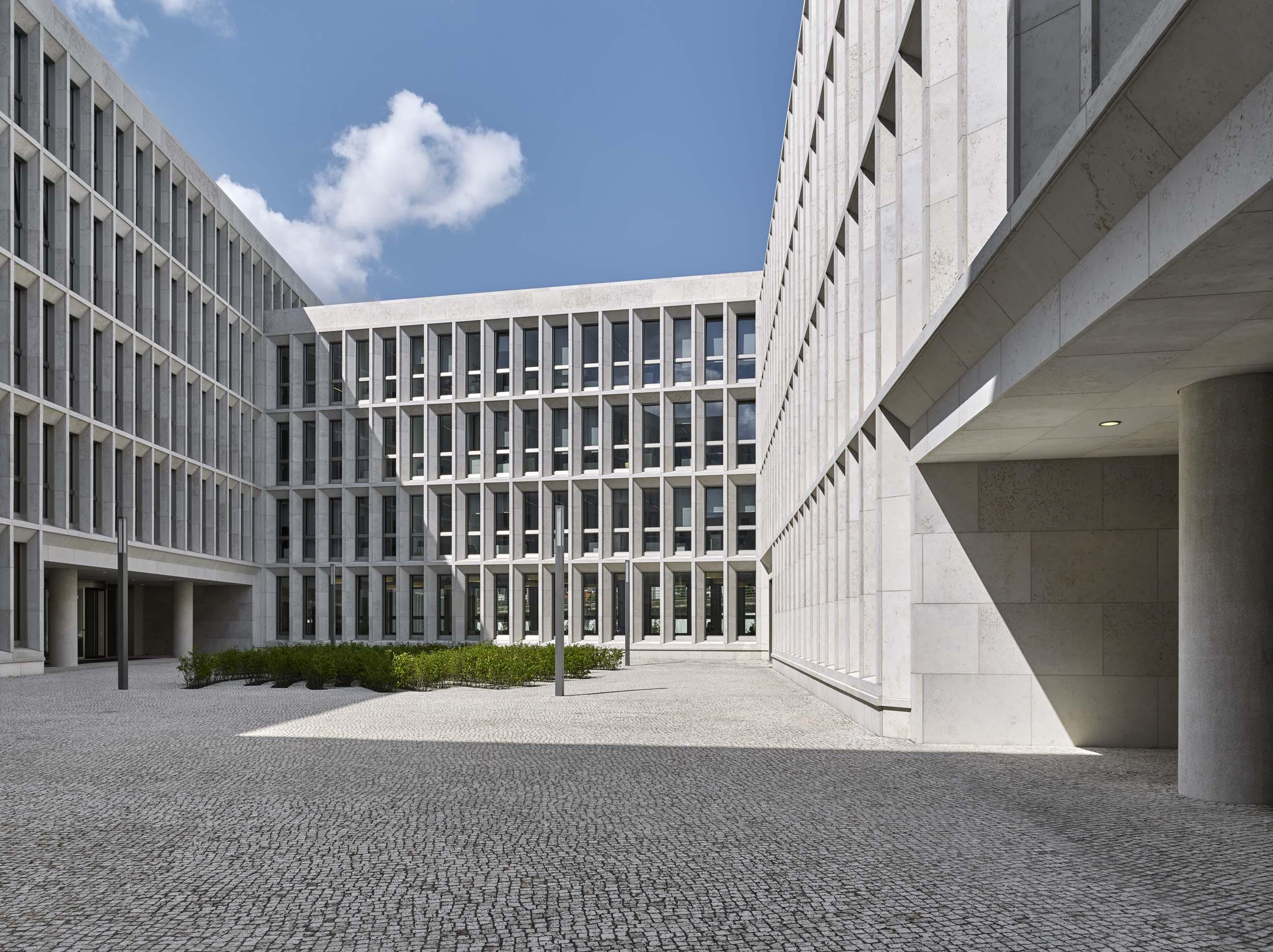 Bundesministerium des innern berlin m ller reimann architekten - Architekten deutschland ...