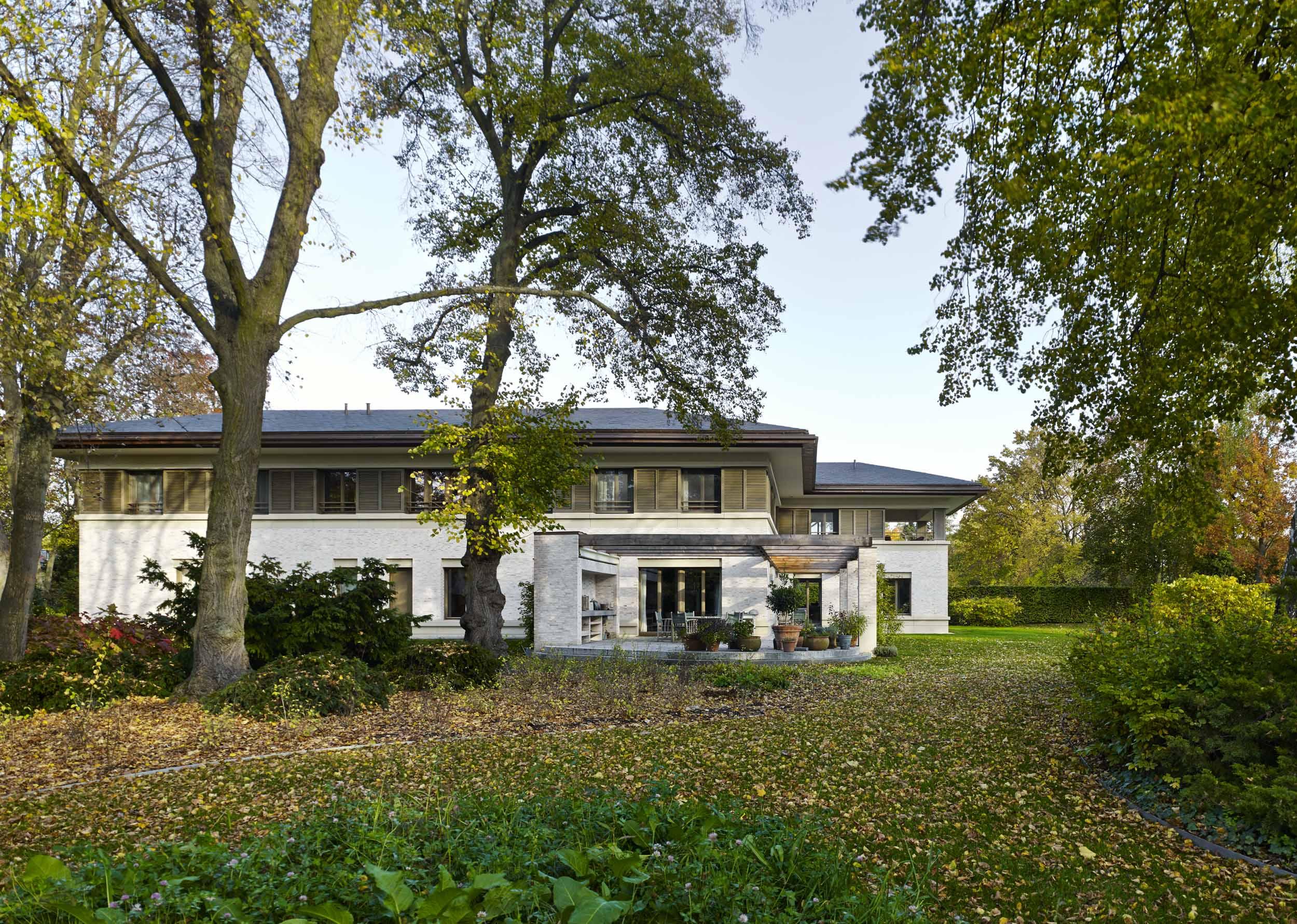 Landhaus Dahlem Muller Reimann Architekten