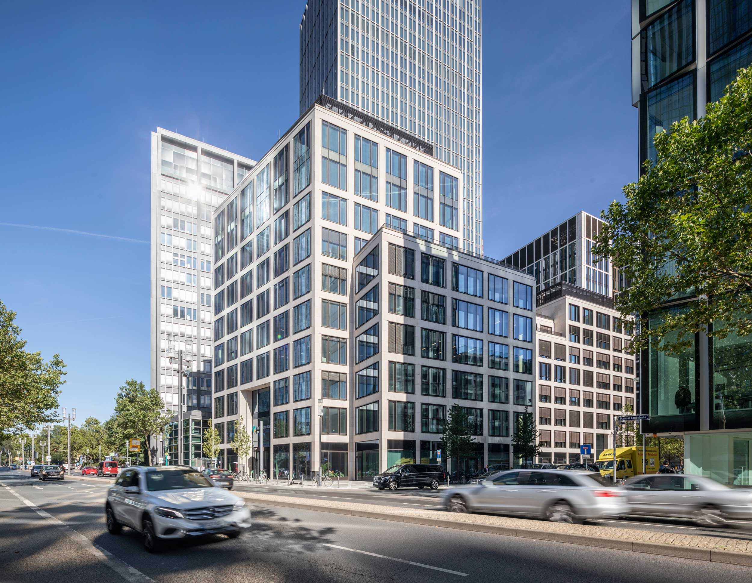 Marienforum in Frankfurt/Main, Foto: Pecan Development